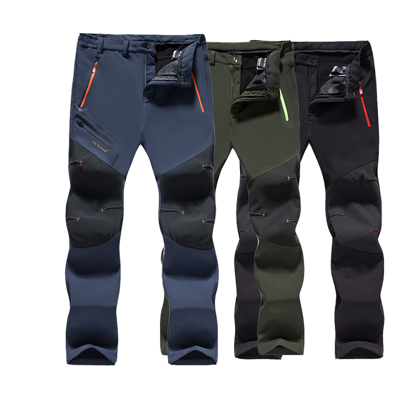 2019 Spring Autumn  Fishing Pants Breathable Outdoor Hiking Camping Trouser Sun Protection Nylon Waterproof Quick Dry Pants