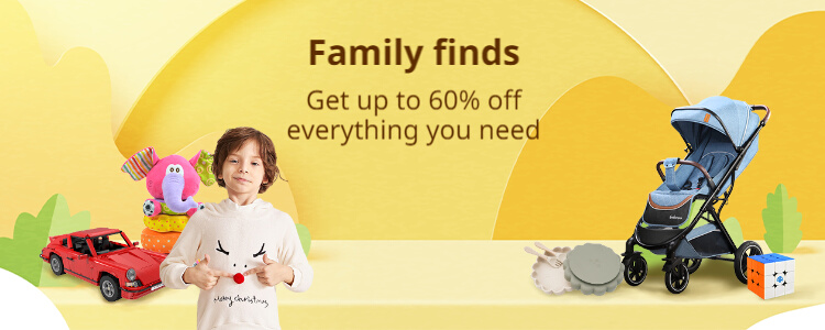 aliexpress.com - Avail Upto 60% OFF on Kids Fashion and Accessories