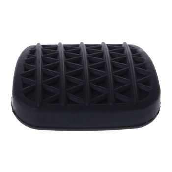 Car Brake Clutch Pedal Pad Rubber Cover For Vauxhall Astra G / H & For Zafira A /B Brake Clutch Pedal Rubber Pad E7CA image