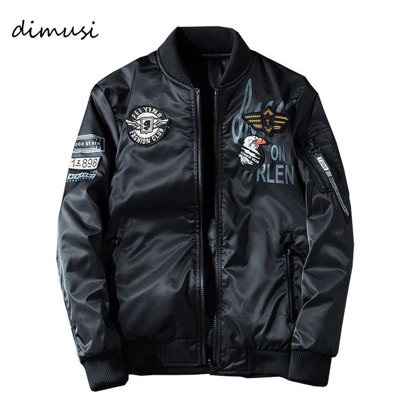 DIMUSI Fashion Men's Polit Bomber Jackets Male Outwear Both-Side Wear Cargo Coats Mens Reversible Baseball Chaqueta Clothing 7XL