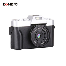 KOMERY New Arrivals Digital Camera 3.0 Inch LCD Flip Screen