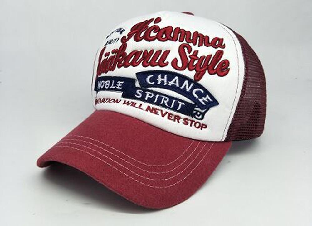 5 panels embroidery summer baseball cap mesh cap Gorras Hombre hats Hip Hop Caps Dad casquette hats For Men Women#XK8675 4