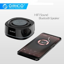 цена на ORICO Portable Bluetooth Wireless Waterproof Suction Cup Speaker Water Resistant Computer Speaker for Xiaomi for iPhone Xr Plus