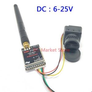 Image 3 - 5.8G FPV استقبال UVC فيديو النازل OTG VR أندرويد الهاتف + 5.8G 25 mW/200 mW/600 m الارسال + CMOS 1200TVL كاميرا fpv ل RC الطائرة بدون طيار