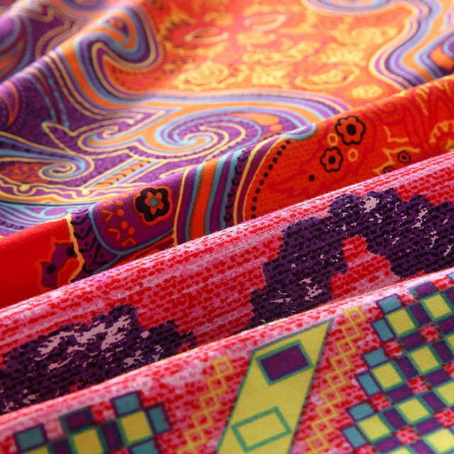 Bohemian bedding sets  Mandala 4