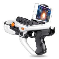 AR Magic Gun Children Toy Gun 4D Somatosensory Pistol 6 7 10 12 Year Old Rob Toy Boy Birthday Gift
