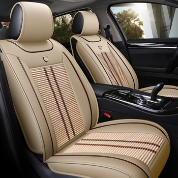 Car Seat Cover Auto Seats Covers Vehicle Chair Leather Case for Mazda 5 6 2003 2004 2006 2007 2016 2017 Gh Gj 626 Mazda Atenza