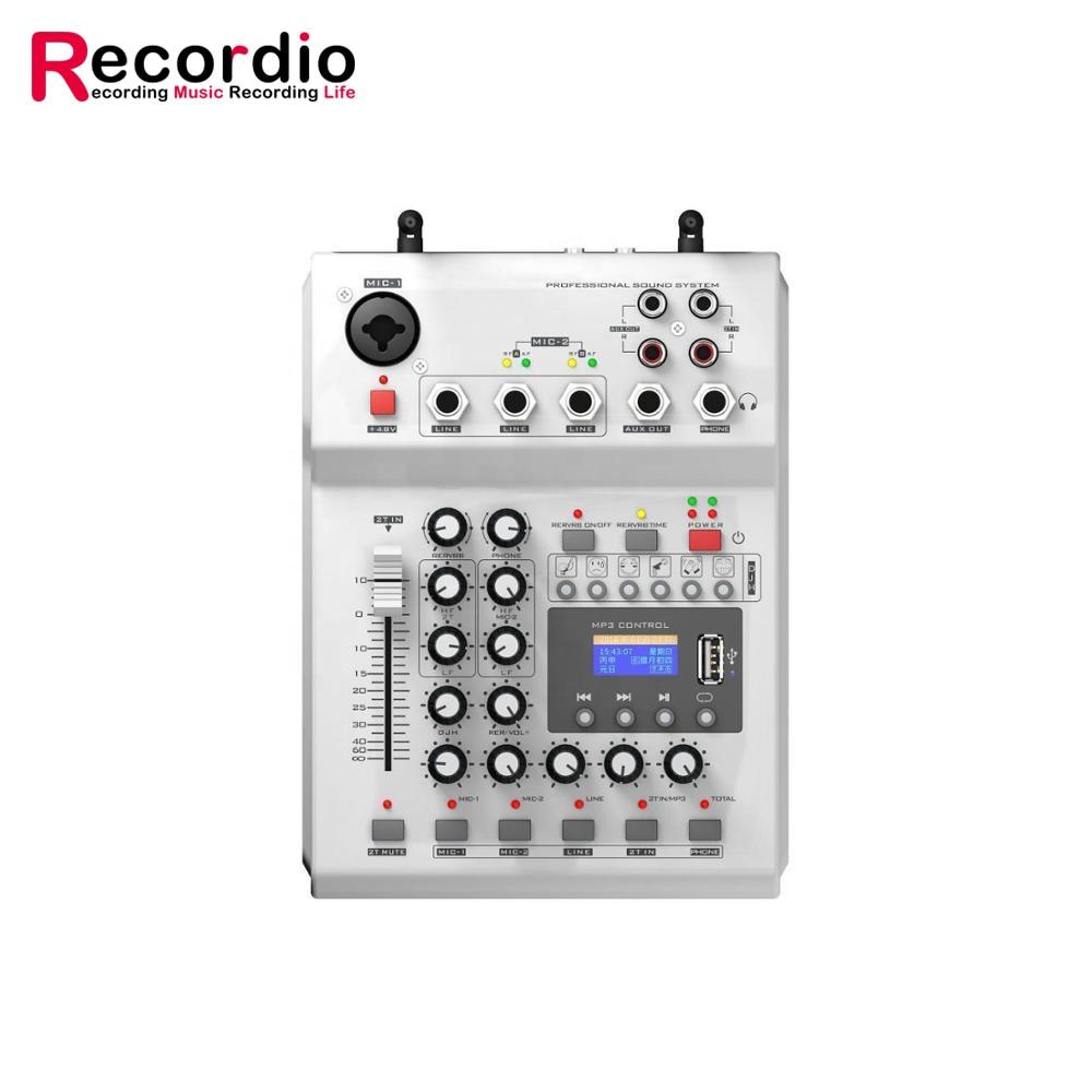 Áudio p/ palco