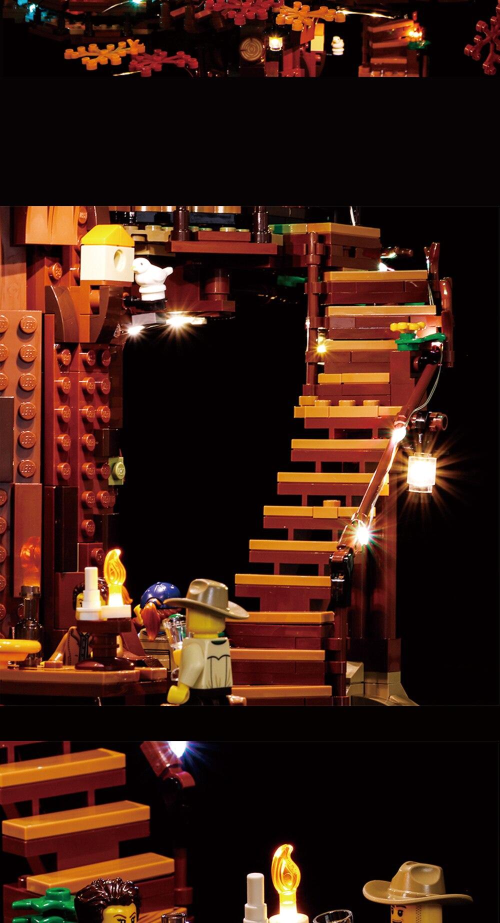 Lego 21318 Treehouse (9)