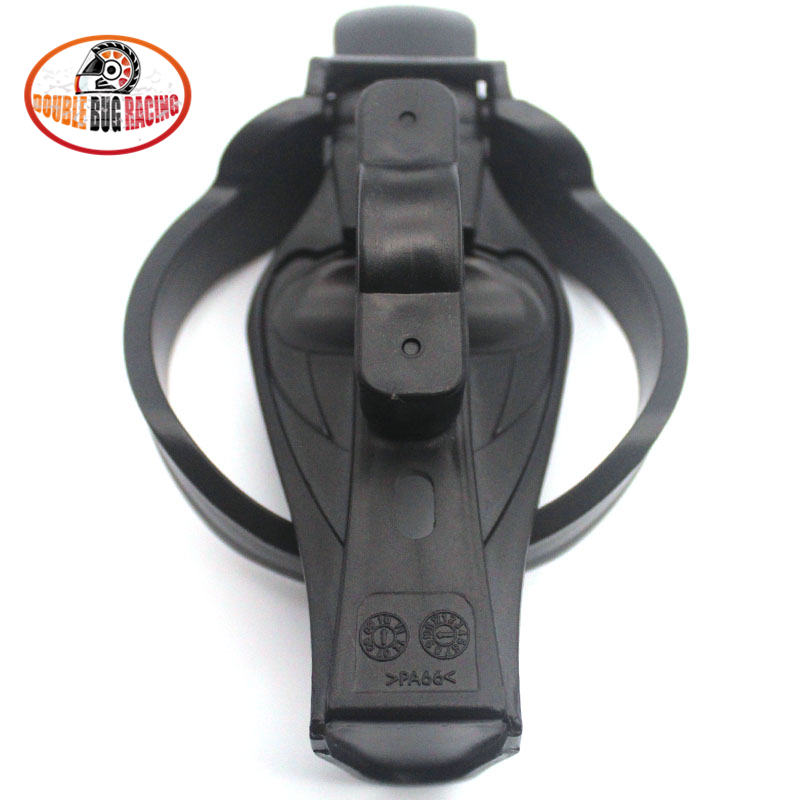 Motorcycle Bicycle Bike Frame Water Bottle Cage Holder Quick Release Cup Bracket