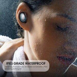 Image 5 - Bluetooth 5.0 fones de ouvido sem fio tws blutooth fone à prova dwaterproof água com cancelamento ruído esportes fones de ouvido jogos