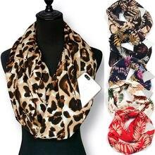 Новинка, теплые женские зимние шарфы, шарф-трансформер, бесконечность, с карманом, на молнии, Дамская мода, круглая шаль, шарфы, 180 см