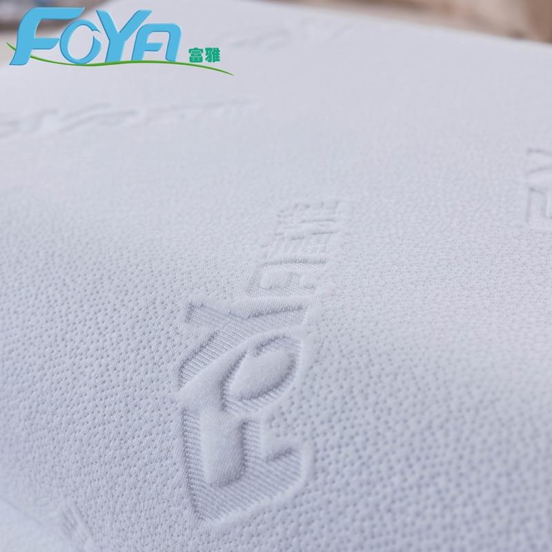 Image 5 - FOYA memory cotton pillow orthopedic pillow fiber pillow slow rebound neck soft massage cervical vertebra-in Body Pillows from Home & Garden