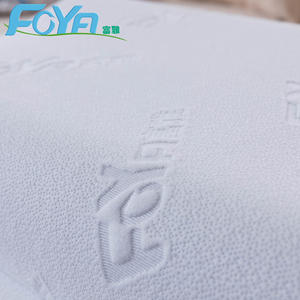Image 5 - Foya 메모리 코튼 베개 정형 베개 섬유 베개 느린 리바운드 목 부드러운 마사지 자궁 경부 척추