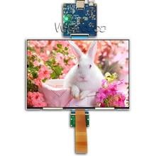 screen raspberry 3D 3