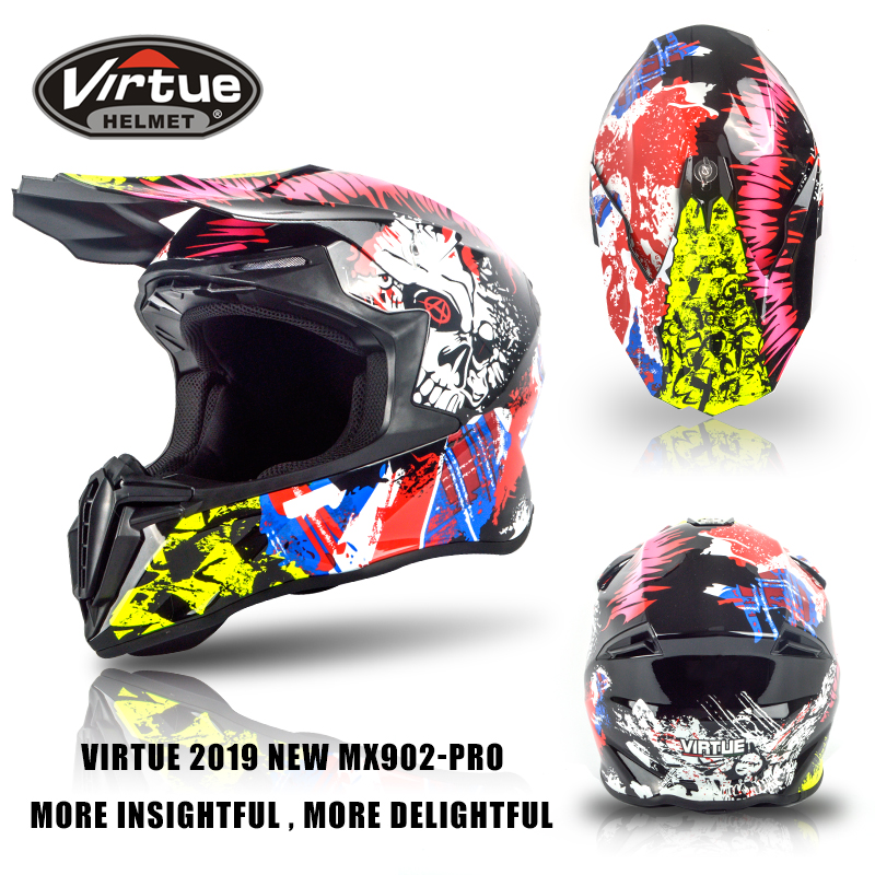 Adult Motocross Off-road Casque ATV Helmet 1