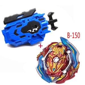 Оригинал Beyblade Burst B140 B139 144 145 Металл fusion toupie bayblade burst без пускового устройства Детские лезвия Bbe Brad Beyblades игрушки
