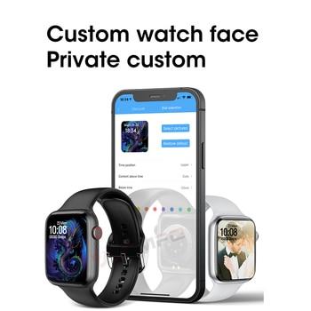 LEMFO IWO 13 Pro W37 Smart Watch Men Women 2021 Bluetooth Call Custom Dial Smartwatch better than Dt100 W46 HW22 HW16 smartwatch 4
