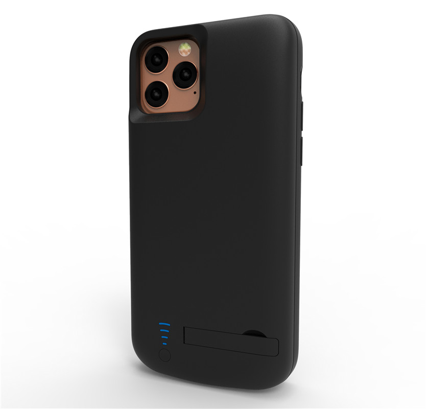 6000mAh Battery Charger Case For IPhone 11 Pro Max Backup Power Bank Charging Cases For IPhone 11 Shockproof Power Case Cover 2A