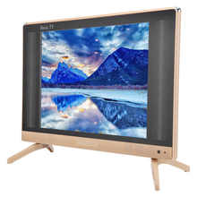 22 polegada portátil mini tv lcd hd monitor 16:9 ultra fino televisão digital com suporte 110-240v pal/secam/ntsc