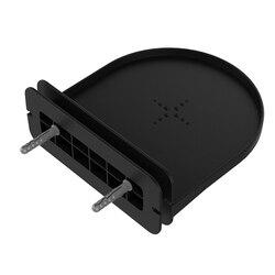Stojak głośnikowy uniwersalny głośnik do montażu na ścianie wsporniki uchwyt z tworzywa sztucznego wsparcie kompatybilny z Google router wi-fi