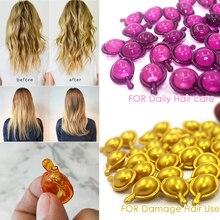 Hair-Serum Capsule Moroccan-Oil Nourishing Smooth Silky Damaged Anti-Drying 5pcs