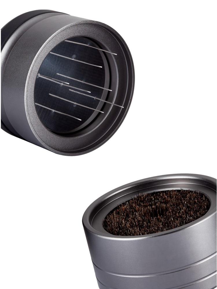 Tamper Distributor Coffee-Powder Manual-Barista-Powder Leveler-Tool Needle-Type Latte