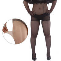 Women's Extra large size Tights Classic Silk Stockings Vintage Faux Tattoo Stockings Pantyhose Female Hosiery
