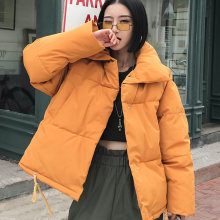 Autumn Winter Jacket Women Coat Fashion Female Stand Winter Jacket Women Parka Warm Casual Plus Size Overcoat Jacket Parkas Q811(China)