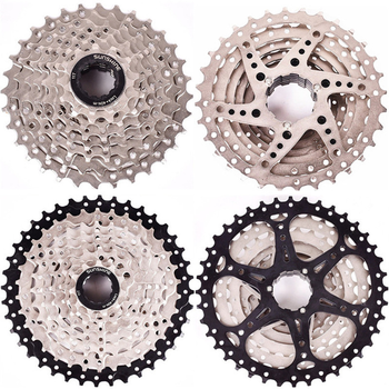 SUNSHINE 8/9/10/11/12 speed MTB Road bike Freewheel Cassette Flywheel 25/28/32/36/40/42/46/50T image