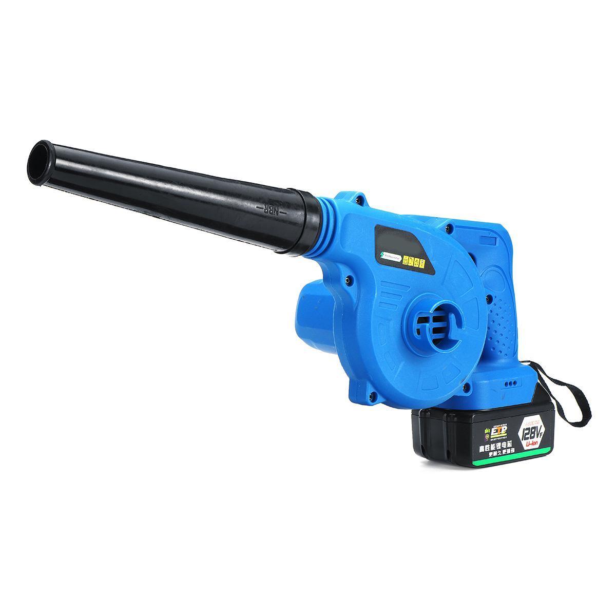 220V Electric Cordless Air Blower Handheld Blowing Lithium Battery Rechargeable Computer Dust Soot High Power Wireless Blower