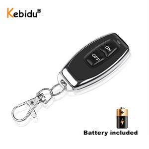Image 3 - Kebidu universel 433Mhz sans fil télécommande voiture Garage copie Code Clone duplicateur porte ouvre porte