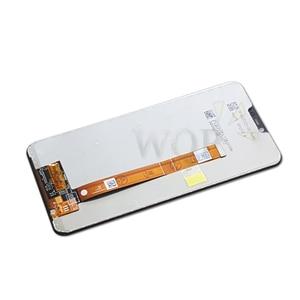 """Image 3 - עבור oppo A5 LCD תצוגת מסך מגע digitizer עצרת עם מסגרת עבור oppo AX5 מסך החלפת חלקי תיקון 6.2"""""""