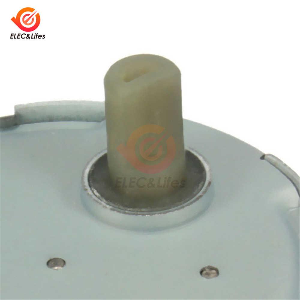 AC 220-240V 4W 50/60Hz CW/CCW מיקרוגל פטיפון סינכרוני מנוע TYJ50-8A7 עבור אוויר מפוח 49TYZ-A2 מיקרוגל תנור מגש מנוע