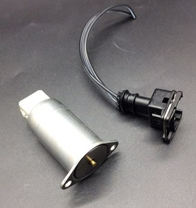 Image 1 - for VW Passat Bora Audi A4 C5 A6 B5 Camshaft Solenoid Valve Regulator Plug Tensioner cable  058 109 088H