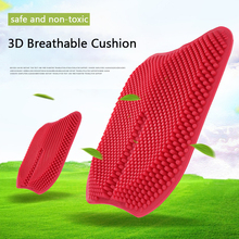Car Seat Cushion Baby-grade Silicone Car Seat Covers Front/Rear Ventilation Cooling Pad Universal 4 Seasons Car Seat Protector недорого