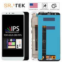 Pour asus X018D affichage pour ZenFone Max Plus M1 X018DC ZB570TL affichage LCD tactile pour Peg asus 4S écran numériseur capteur cadre