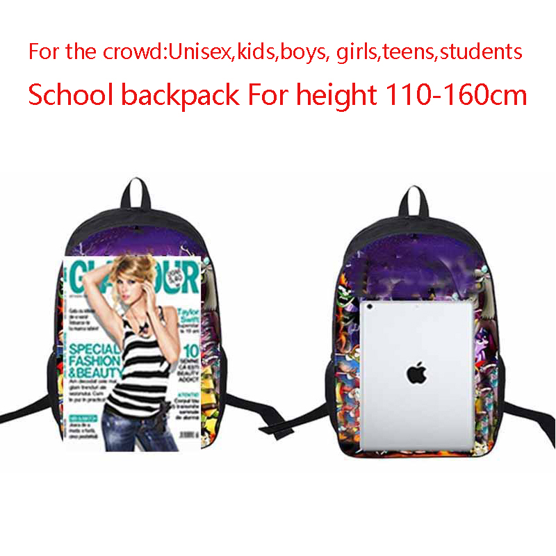 meninos estudantes mochilas escolares de alta qualidade