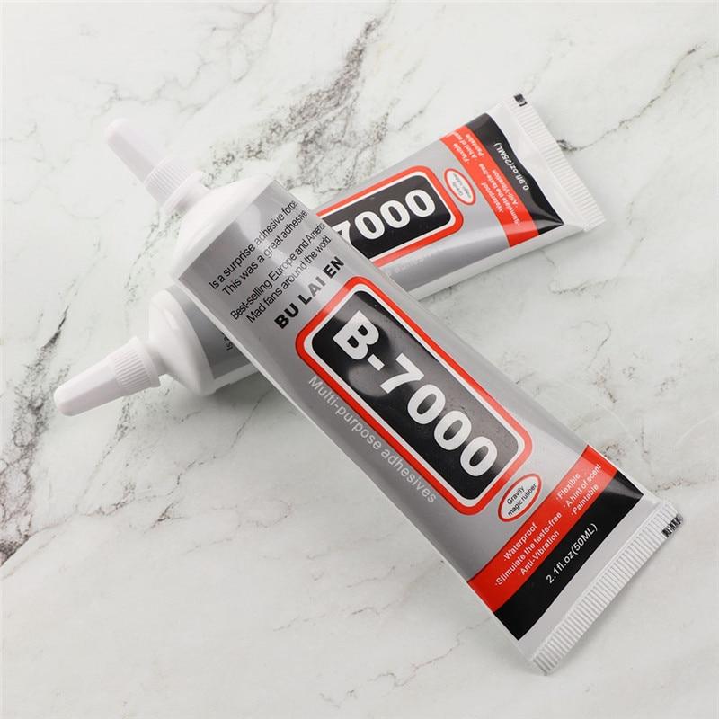 B7000 Glue Mobile Phone Screen Paste Diamond Glue DIY Handmade Decorative Acrylic Adhesive Glued Multi Purpose Epoxy Resin Glue