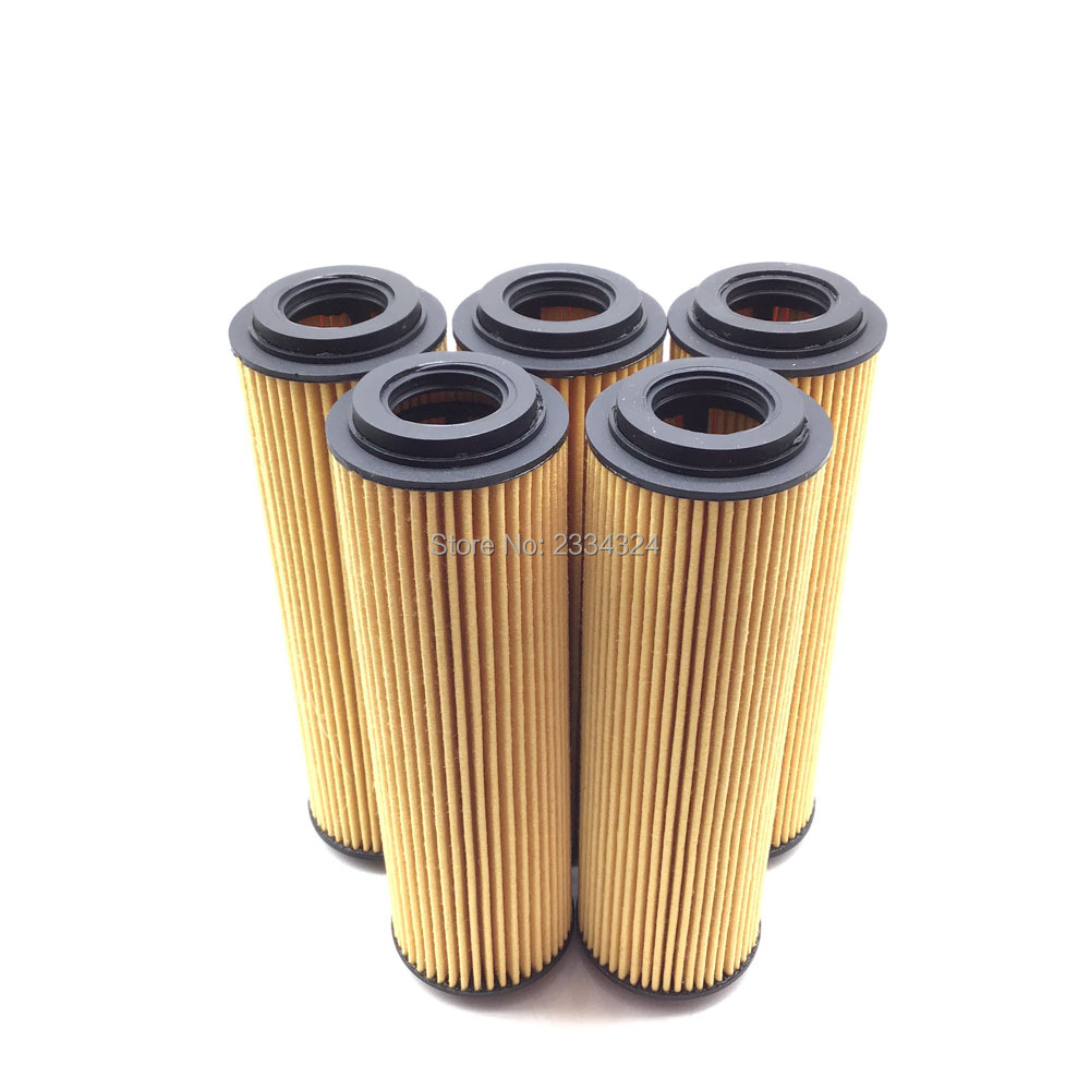 Engine Oil Filter For <font><b>Mercedes</b></font> <font><b>W203</b></font> C204 CL203 S203 S204 C209 A209 W211 R171 CLK SLK Sprinter 2711800009 2711800109 A2711840125 image