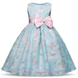 Amazon алиэкспресс Лидер продаж; платья для невесты; детское платье принцессы без рукавов с принтом; Детский костюм; поколение