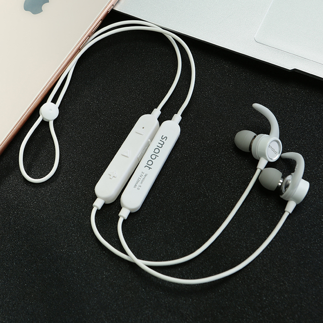 At20 sem fio fones de ouvido, in ear esportes bluetooth fones de ouvido, toque mudança subwoofer e agudos eq efeitos sonoros, telefone móvel usb c