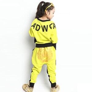 Girls Sports Hoodies Kids Clothes Suit Girls Spring Clothing Set Long Sleeve Casual Kids Boys Sets 2020 Hoodies + Harem Pants