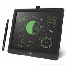 High bright 15'' Digital Writing Tablet Toys LCD Graphic Drawing Tablets Paint Board Electronic Handwriting Notepad For Child