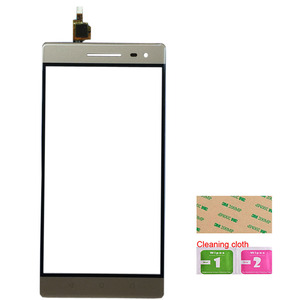 Image 4 - Touch Screen For Lenovo Phab 2 Phab2 Pro Touch Screen Front Glass Digitizer Sensor Repair Phone Tools Adhesive