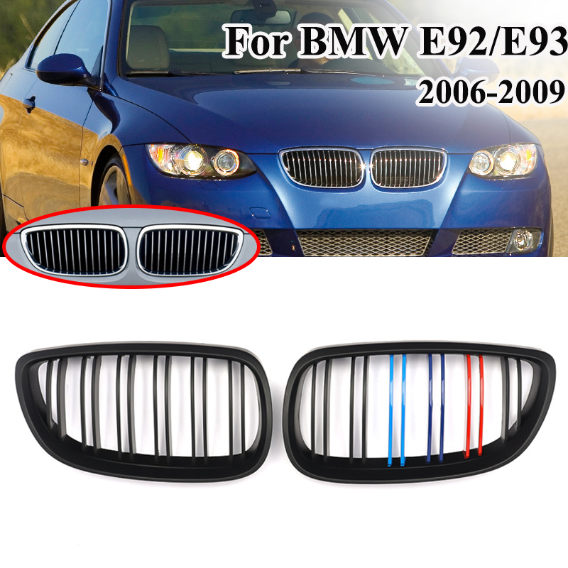BMW 3 E92//E93 2006-2010 FRONT BUMPER FOG LIGHT LAMP COVER GRILLE RIGHT O//S