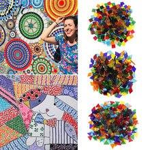 Jojo луки diy ручной работы Мозаика Плитки алмаз разные прозрачные