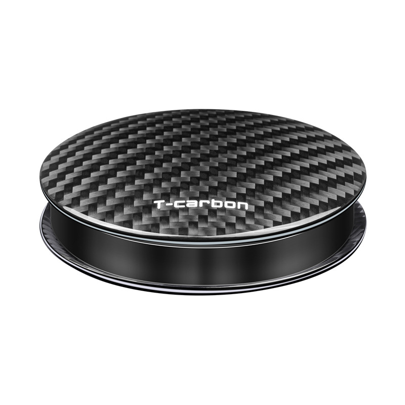 Carbon fiber Metal Car Smell Air Freshener Car Vent Scent Diffuser Perfume For Car Accessories Interior Auto
