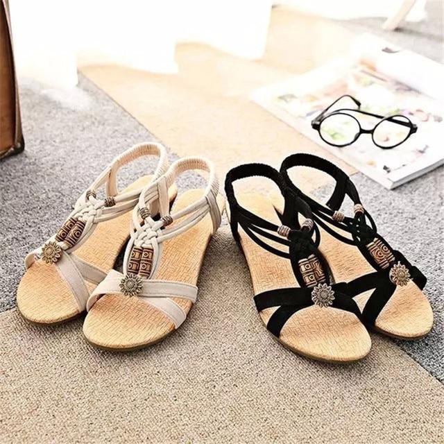 Moda de moda de verano zapatillas de playa zapatos de mujer Zapatillas de casa mujeres chanclas sandalias casuales zapatos de mujer 2020