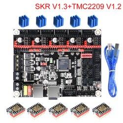 BIGTREETECH SKR V1.3 płyta kontrolera 32Bit + TMC2209 UART sterownik wyciszenia części drukarki 3D VS mks gen L SKR mini E3 TMC2208 TMC2130